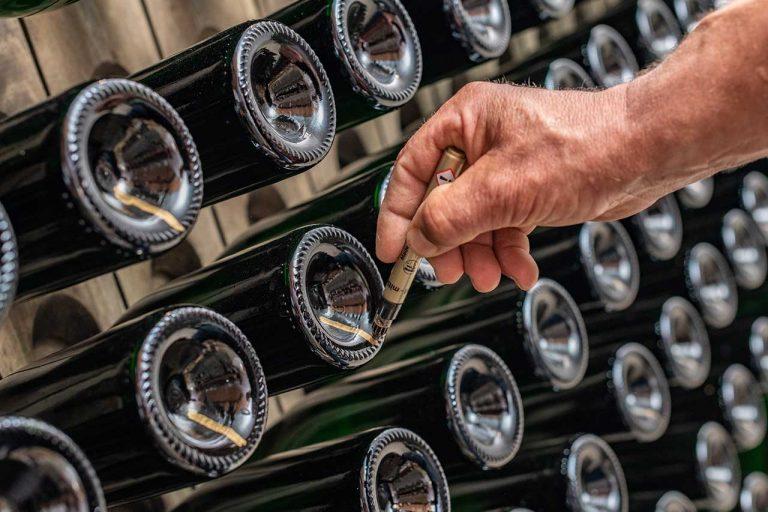 Weingut Schreiben Hochheim | Sektmanufaktur | Sektabfüllung